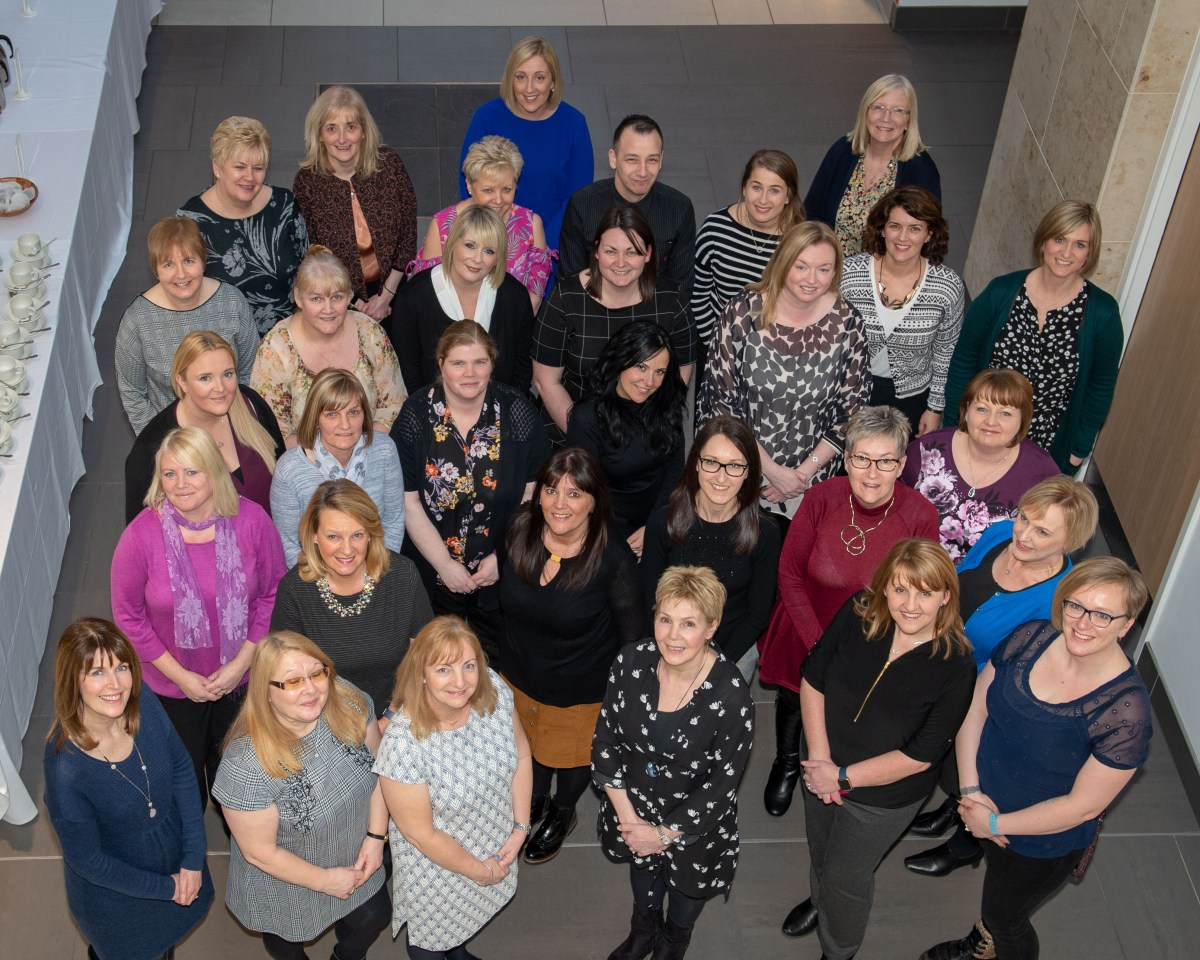 Renfrewshire classroom assistants hone their skills